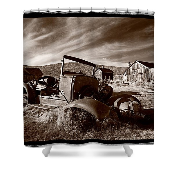 Model A Bodie Shower Curtain
