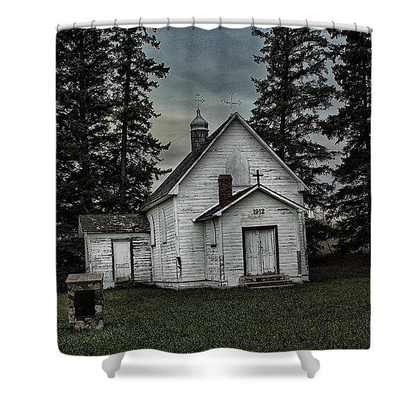 Mohilla Church Shower Curtain