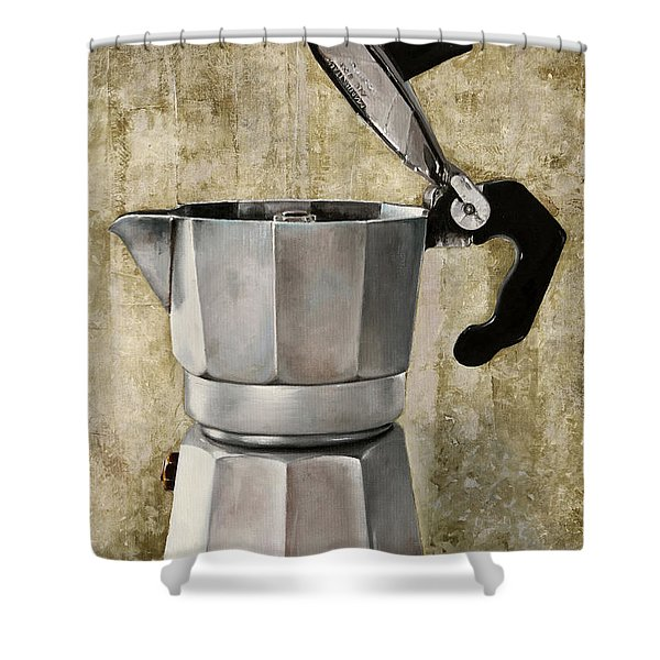 Moka Shower Curtain