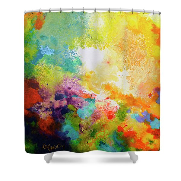 Momentum, Canvas One Shower Curtain