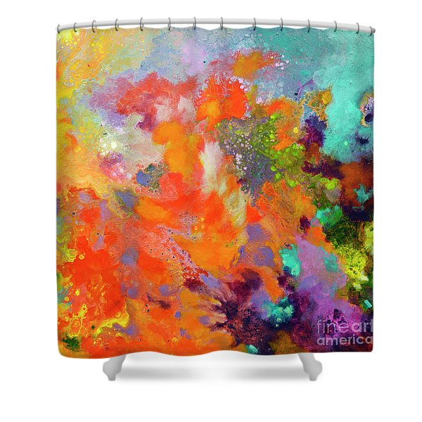 Momentum, Canvas Two Shower Curtain