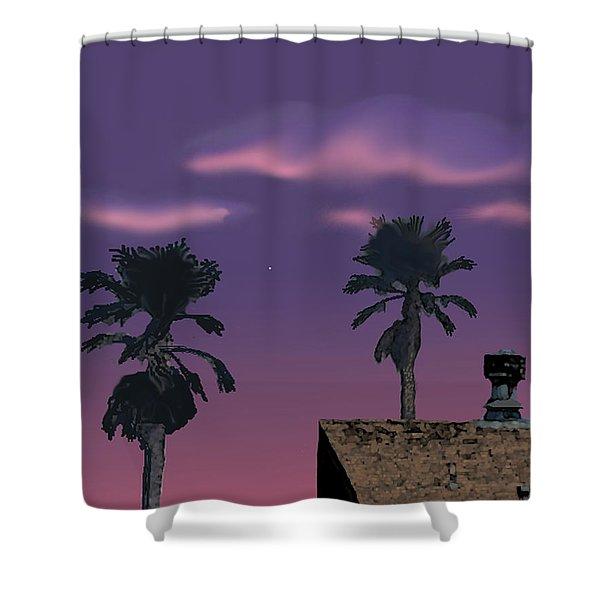Mom's House Shower Curtain