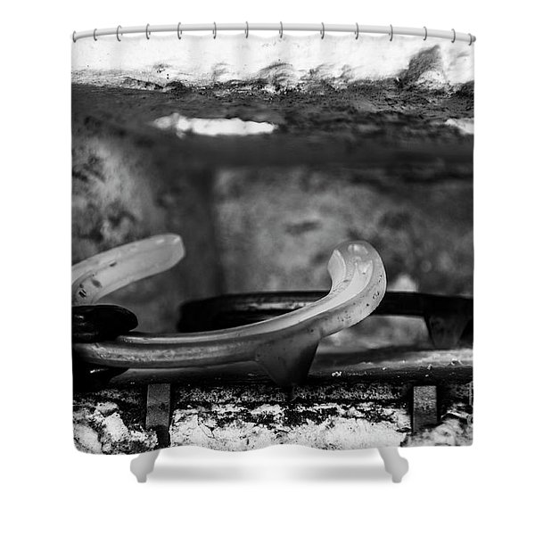 Mono Forge Shower Curtain