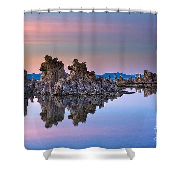 Mono Lake #2 Shower Curtain