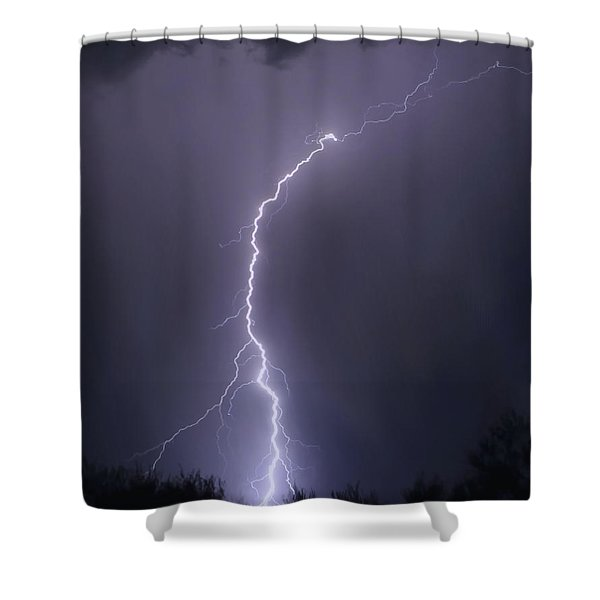 Monsoons 2018 Shower Curtain