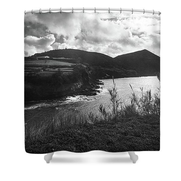 Monte Brasil, Terceira Shower Curtain