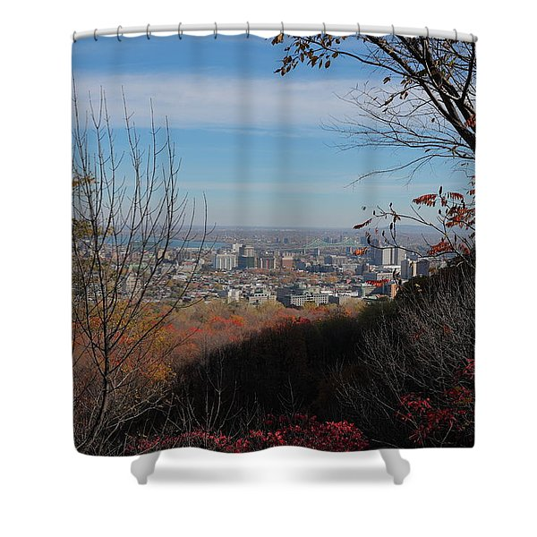 Montreal Shower Curtain
