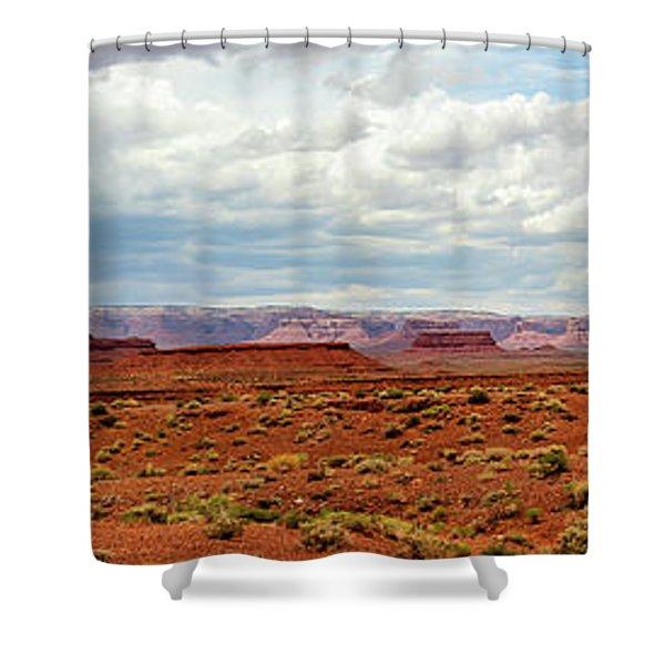 Monument Valley, Utah Shower Curtain