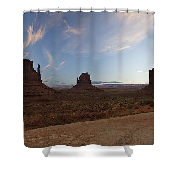 Monumental Shower Curtain