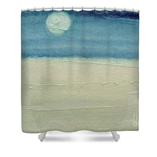 Moonshadow Shower Curtain
