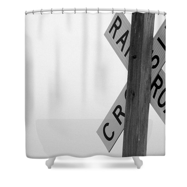 Moonshine Crossing Shower Curtain