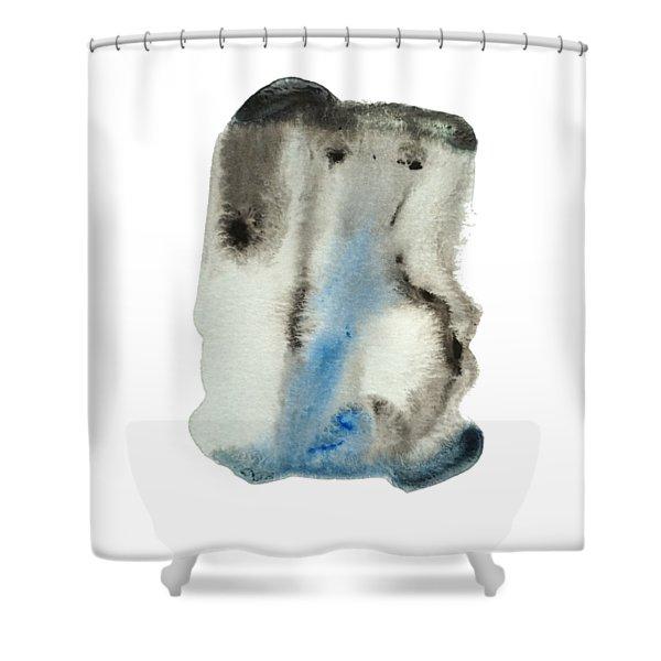 Moonvibes 2 Shower Curtain
