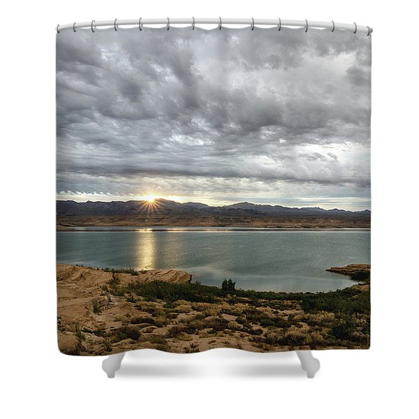 Morning After The Storm Shower Curtain
