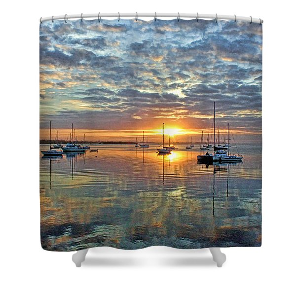 Morning Bliss Shower Curtain