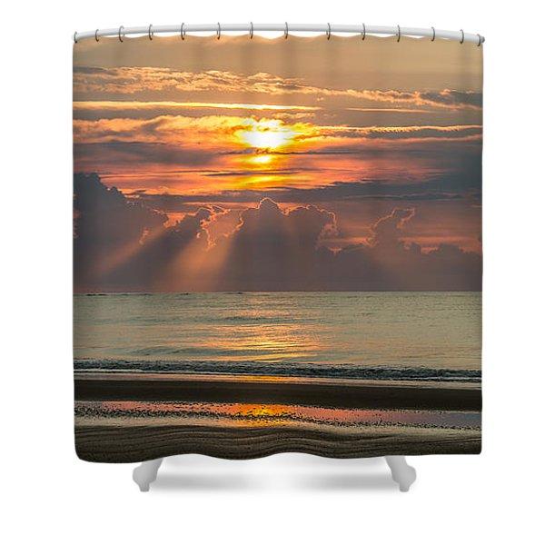 Morning Break Shower Curtain
