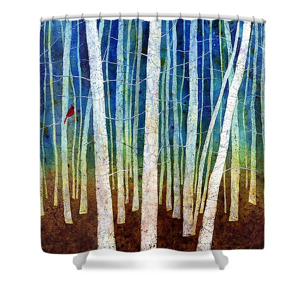 Morning Song II Shower Curtain