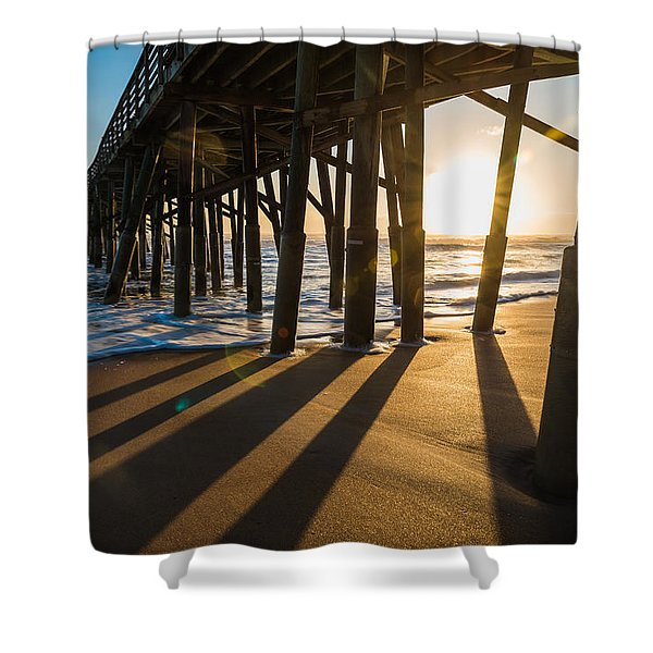 Morning Views Shower Curtain