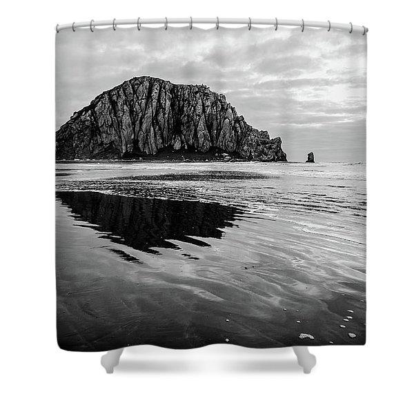 Morro Rock II Shower Curtain