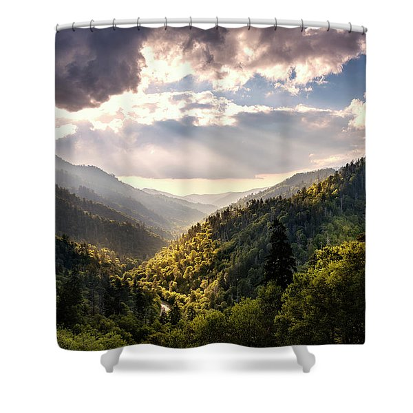 Morton Overlook Shower Curtain