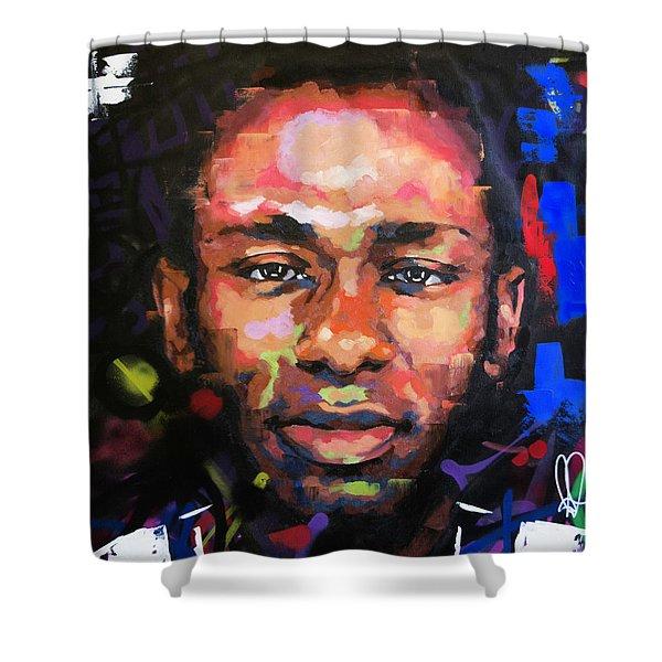 Mos Def Shower Curtain