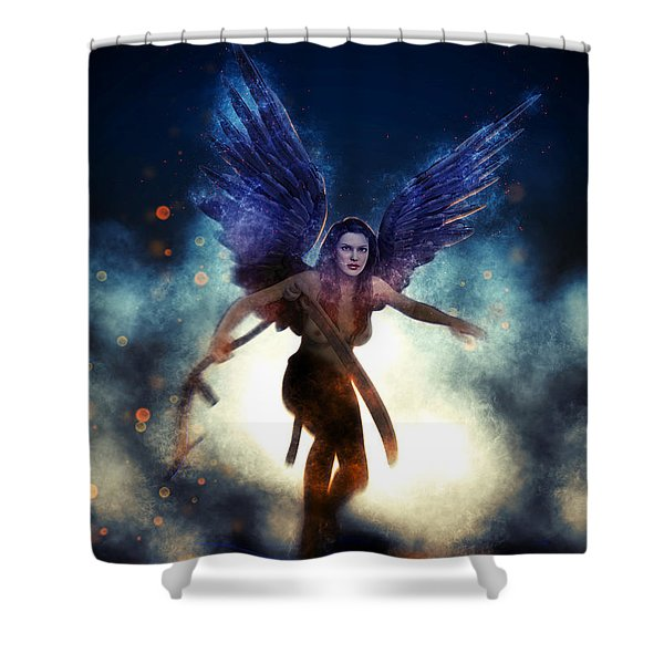 Mother Death Shower Curtain