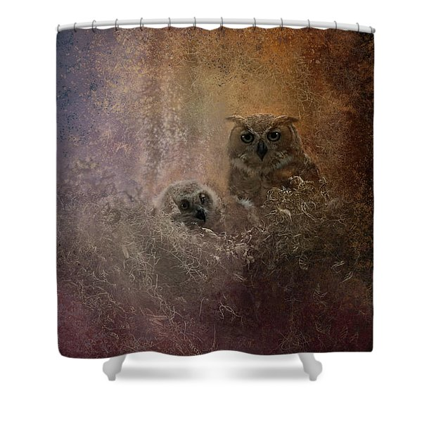 Mother Knows Best Shower Curtain