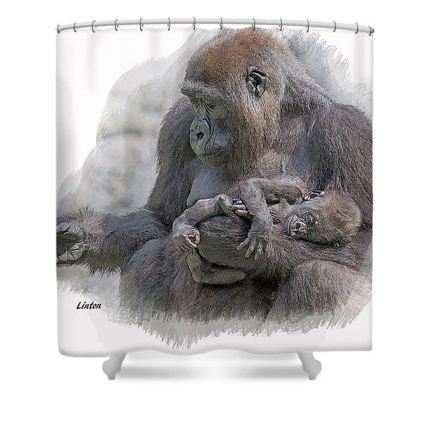 Motherhood 8 Shower Curtain