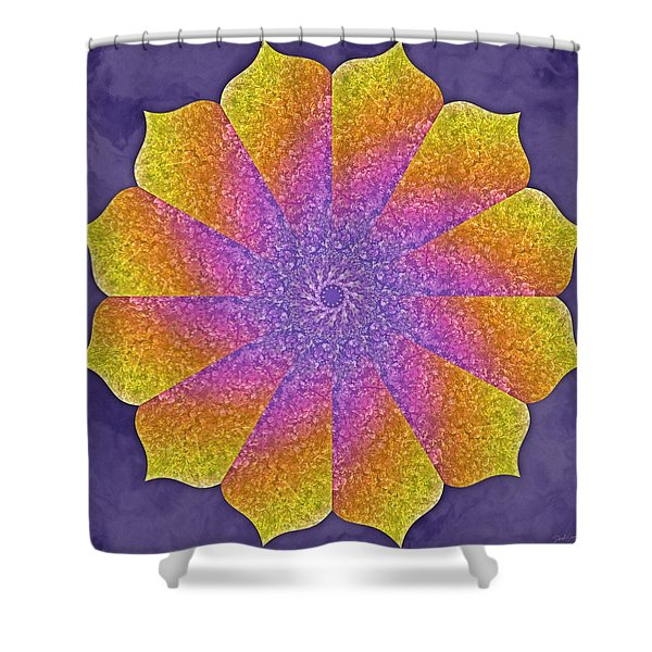 Mothers Womb Shower Curtain