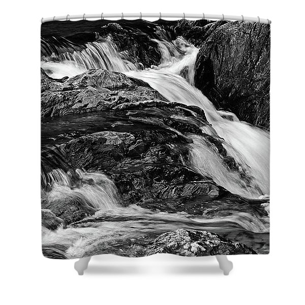 Mountain Brook Shower Curtain