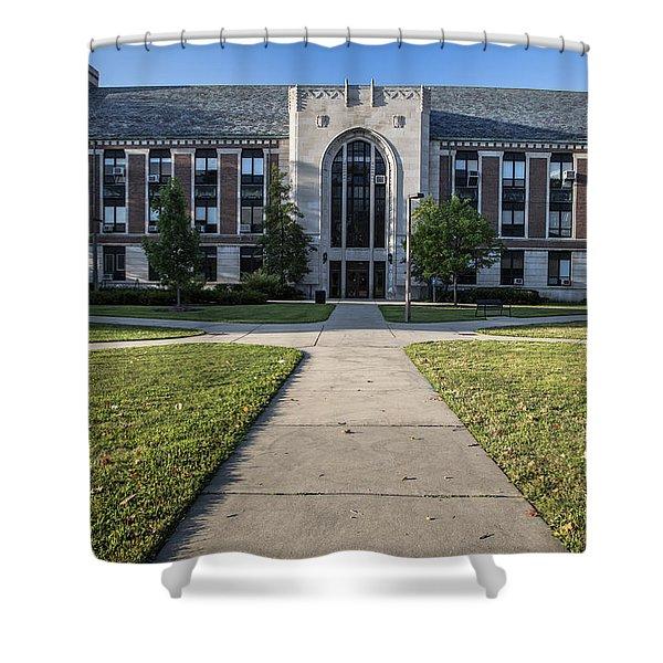 Msu Campus Summer Shower Curtain