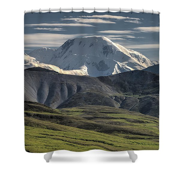 Mt. Mather Shower Curtain