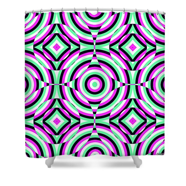 Muons Shower Curtain