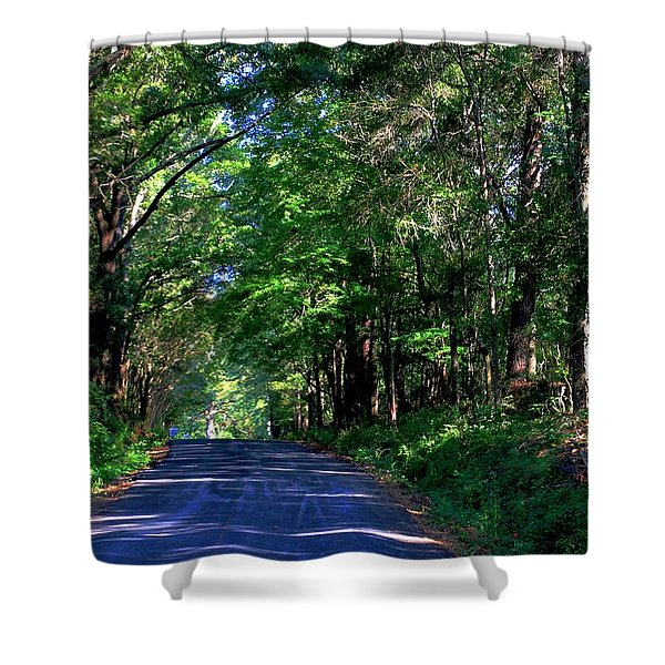 Murphy Mill Road - 2 Shower Curtain