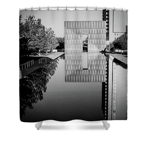 Murrah II Shower Curtain
