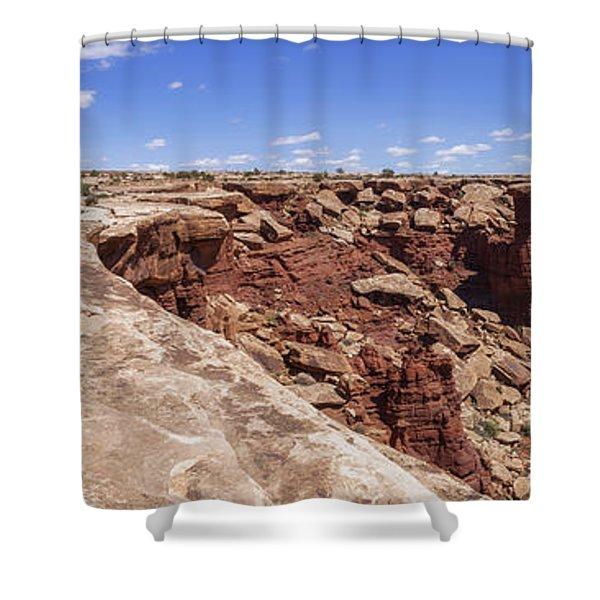 Musselman Arch Shower Curtain