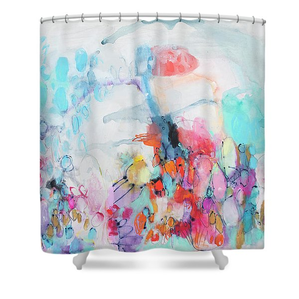 Muy Picante Shower Curtain