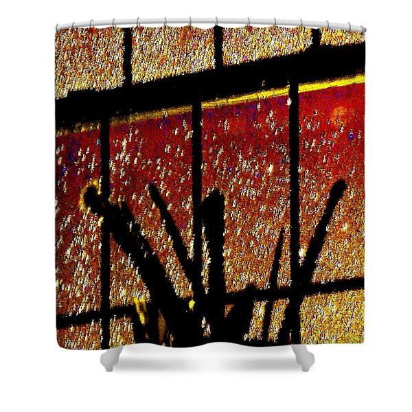 My Brushes With Inspiration Shower Curtain