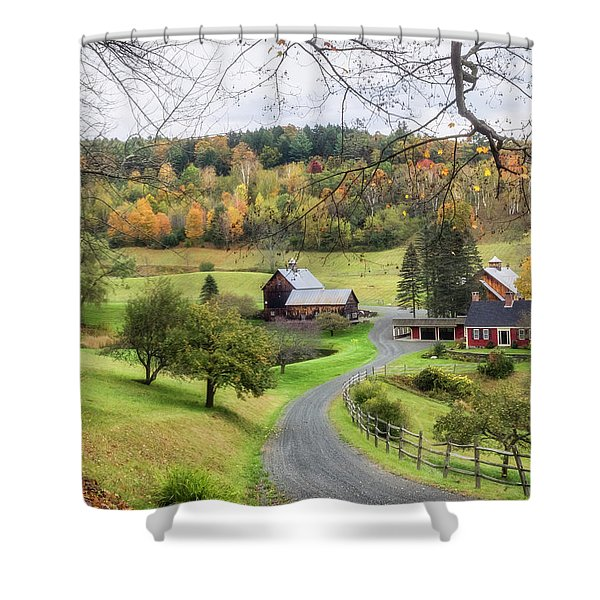 My Dream Home. Shower Curtain