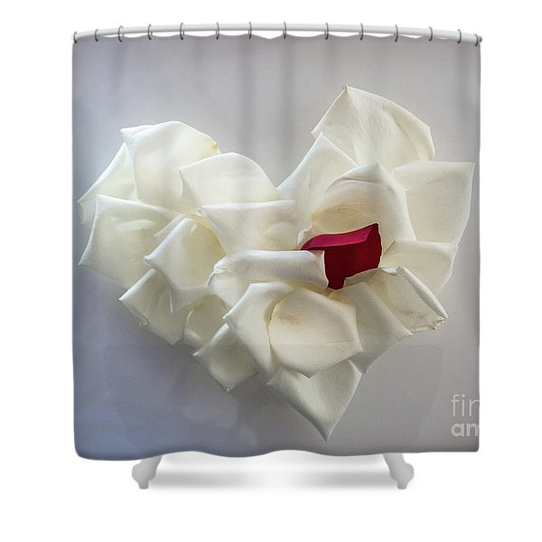 My Heart Shower Curtain