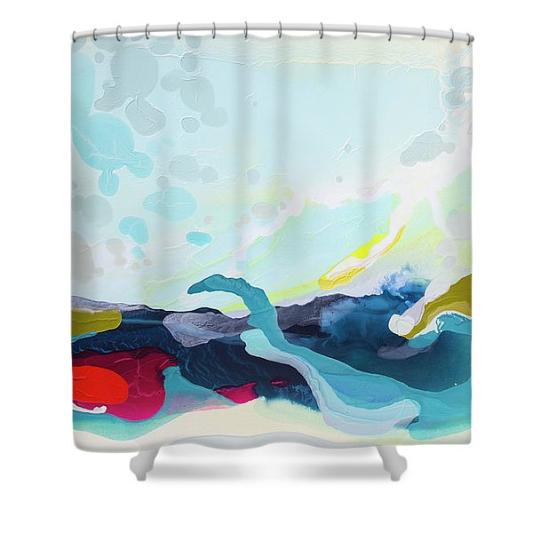 My Heart, Your Soul Shower Curtain