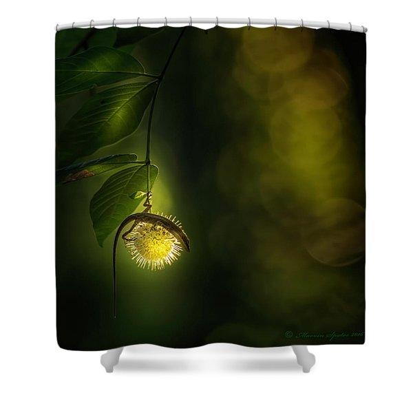 My Little World Shower Curtain