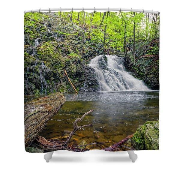 My Serenity Shower Curtain