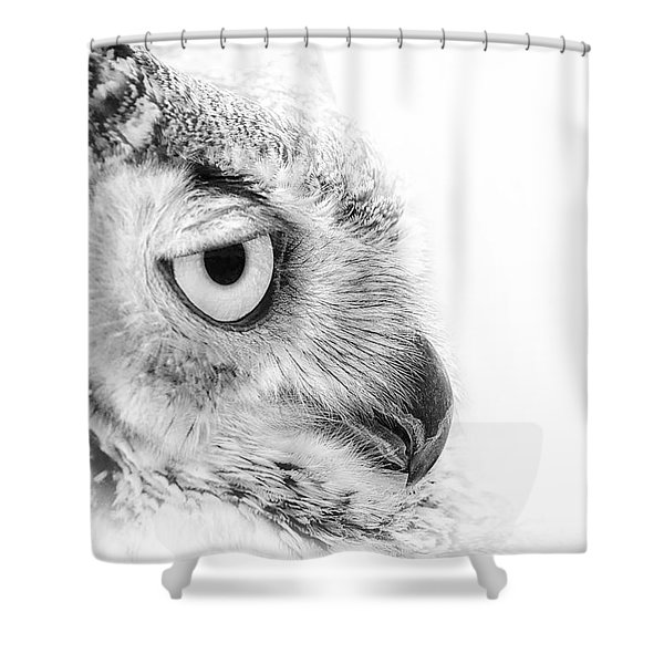 My Side Shower Curtain