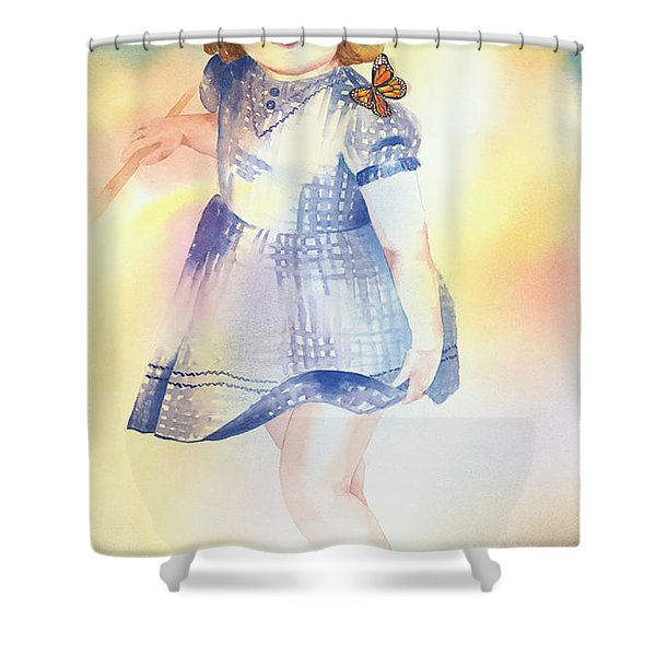 My Sister Shower Curtain