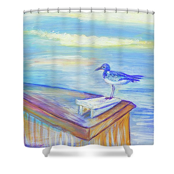 My Tern 3 Shower Curtain