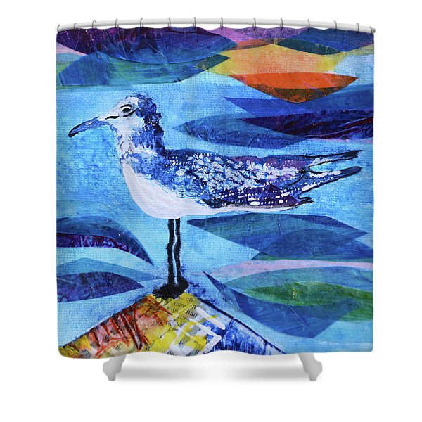 My Tern Shower Curtain