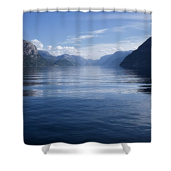 My Thoughts Keep Coming Back To You Shower Curtain