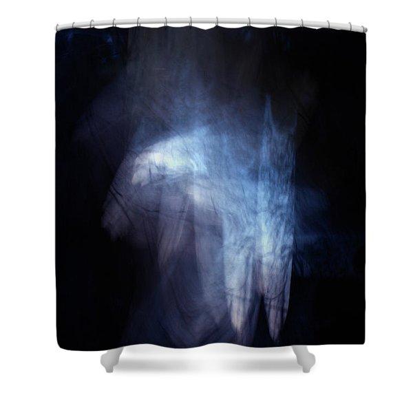 Myowls Shower Curtain