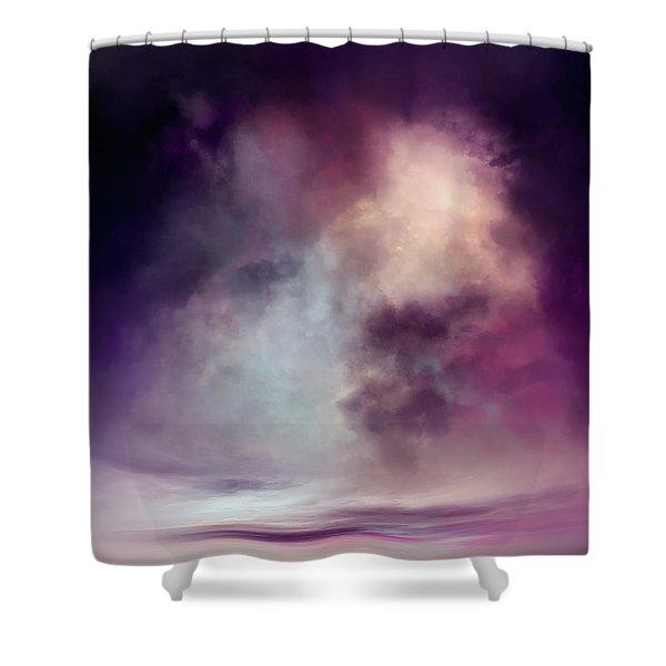 Mystified Shower Curtain
