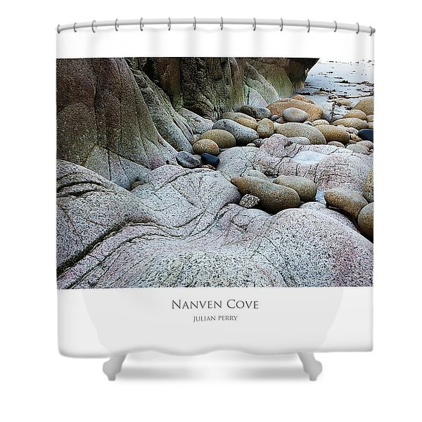 Nanven Cove Shower Curtain